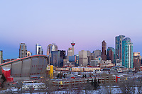 I got up bright and early to go out and photograph the Total Lunar Eclipse at Sunrise from Scotsman's Hill. The timing was perfect to see the moon settle down between the Calgary Tower and the other adjacent buildings of the Calgary Skyline. It was a lovely morning and a beautiful sight to see.<br /> <br /> ©2011, Sean Phillips<br /> http://www.RiverwoodPhotography.com