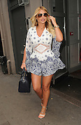 EXCLSUIVE<br /> Billie Faiers back for Dubai for her high summer In the Style collection in London<br /> ©Exclusivepix Media