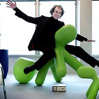 Nederland,Rotterdam ,4 november 2008..Stef van Dongen directeur Enviu (innovators in sustainability)
