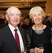 Tom and Joan Kavanagh Grattan road at the Gorta Self Help Africa Annual Ball in Hotel Meyrick Galway City. Photo: Andrew Downes, XPOSURE.