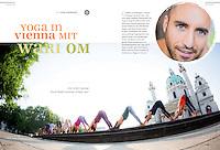 YogaZeit Magazine July 2014 Issue