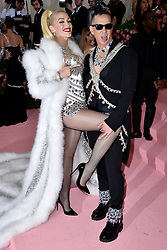 Gwen Stefani and Jeremy Scott attend The 2019 Met Gala Celebrating Camp: Notes On Fashion at The Metropolitan Museum of Art on May 06, 2019 in New York City. Photo by Lionel Hahn/ABACAPRESS.COM
