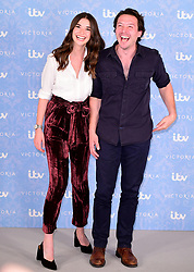 Margaret Clunie and David Oakes attending the Victoria Season 2 Screening at the Ham Yard Hotel, London.
