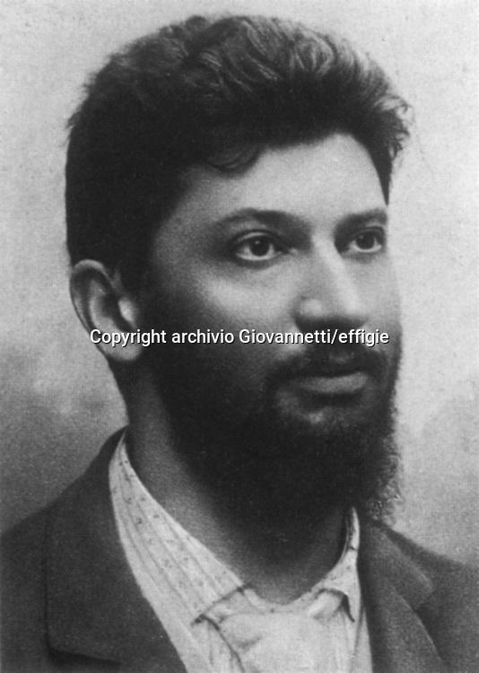 Filippo Turati<br />archivio effigie