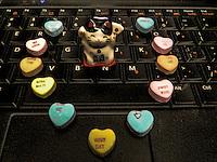 FEBRUARY 14th:  Love Cliché Day