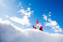 January 31, 2018 - Goms, SWITZERLAND - 180131 Mattis Stenshagen of Norway competes in the men's 15km classic technique interval start during the FIS U23 Cross-Country World Ski Championships on January 31, 2018 in Obergoms..Photo: Vegard Wivestad Grøtt / BILDBYRÃ…N / kod VG / 170091 (Credit Image: © Vegard Wivestad GrØTt/Bildbyran via ZUMA Press)