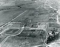1921 Aerial photo of Los Angeles High School