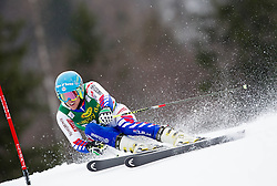 FABRE Jonas of France during the 2nd Run of 7th Men's Giant Slalom - Pokal Vitranc 2013 of FIS Alpine Ski World Cup 2012/2013, on March 9, 2013 in Vitranc, Kranjska Gora, Slovenia. (Photo By Vid Ponikvar / Sportida.com)