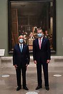 072120 King Felipe VI attends a meeting with Marcelo Rebelo de Sousa