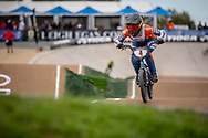 #4 (BAAUW Judy) NED at Round 2 of the 2020 UCI BMX Supercross World Cup in Shepparton, Australia.