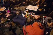 New York, NY, on Saturday, Dec. 13, 2014. <br /> <br /> Photograph by Andrew Hinderaker
