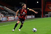Jack Stacey (17) of AFC Bournemouth during the EFL Cup match between Bournemouth and Crystal Palace at the Vitality Stadium, Bournemouth, England on 15 September 2020.