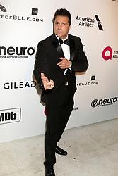 February 24, 2019 - West Hollywood, CA, USA - LOS ANGELES - FEB 24:  Craig DiFrancia at the Elton John Oscar Viewing Party on the West Hollywood Park on February 24, 2019 in West Hollywood, CA (Credit Image: © Kay Blake/ZUMA Wire)