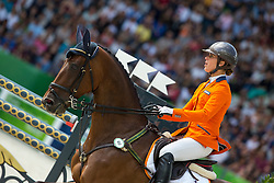 Merel Blom, (NED), Rumour Has It - Jumping Eventing - Alltech FEI World Equestrian Games™ 2014 - Normandy, France.<br /> © Hippo Foto Team - Leanjo De Koster<br /> 31-08-14