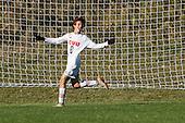 South Burlington vs. Champlain Valley Union Boys Soccer 10/10/16
