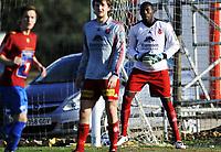 Fotball 15. mars 2011 , Privatkamp La Manga<br /> Strømmen - Alta 1-0<br /> <br /> Duwayne Kerr  , Strømmen