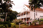Bailey House Museum/ Maui Historical Society, Maui, Hawaii