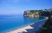 Guidaloca Bay beach near Scopello, Trapani Province, North West Sicily, Italy