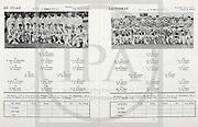 All Ireland Senior Hurling Final Programme. Tipperary v Wexford. Croke Park, Dublin. 5th September 1965. 05.09.1965.