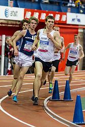 NSAF 2014 New Balance Nationals Indoor, boys two-mile, Josef Holt-Andrews