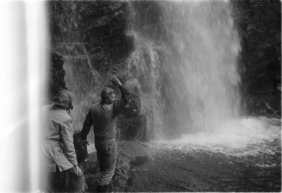 Vattenfall i Härjedalen