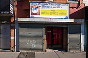 Christ Apostolic Church International Brooklyn Assembly, 1451 Flatbush Avenue, Brooklyn.