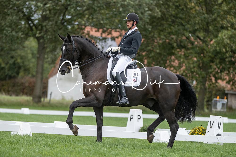 Nyssen Wim, BEL, Indigo <br /> Nationaal Kampioenschap LRV <br /> Ponies Dressuur - Oudenaarde 2020<br /> © Hippo Foto - Dirk Caremans<br /> 04/10/2020