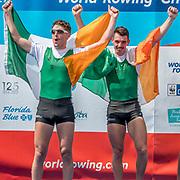 Ireland at Worlds 2017