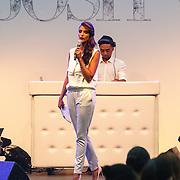 NLD/Amsterdam/20150703 - Modeshow Josh V Spring Summer '16, Marvy Rieder