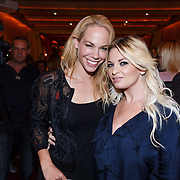 NLD/Amsterdam/20131021 - Boekpresentatie Let's Talk about Sex van Nicolette Kluiver, Bobbi Eden met Nicolette