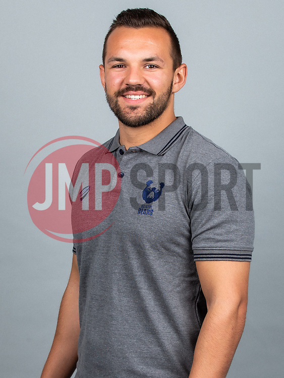 Jack Targett - Mandatory by-line: Robbie Stephenson/JMP - 01/08/2019 - RUGBY - Clifton Rugby Club - Bristol, England - Bristol Bears Headshots 2019/20
