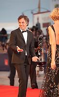 Actor Mark Ruffalo at the gala screening for the film Spotlight at the 72nd Venice Film Festival, Thursday September 3rd 2015, Venice Lido, Italy.
