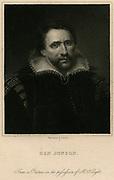 Ben Jonson (1572-1637) English dramatist and poet.