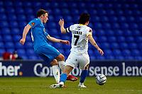 John Rooney. Stockport County FC 4-0 King's Lynn Town FC. Vanarama National League. Edgeley Park. 13.4.21