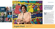 Angela Ward for Education Week