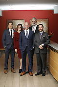 SHOT 1/8/19 12:25:03 PM - Bachus & Schanker LLC lawyers James Olsen, Maaren Johnson, J. Kyle Bachus, Darin Schanker and Andrew Quisenberry in their downtown Denver, Co. offices. The law firm specializes in car accidents, personal injury cases, consumer rights, class action suits and much more. (Photo by Marc Piscotty / © 2018)