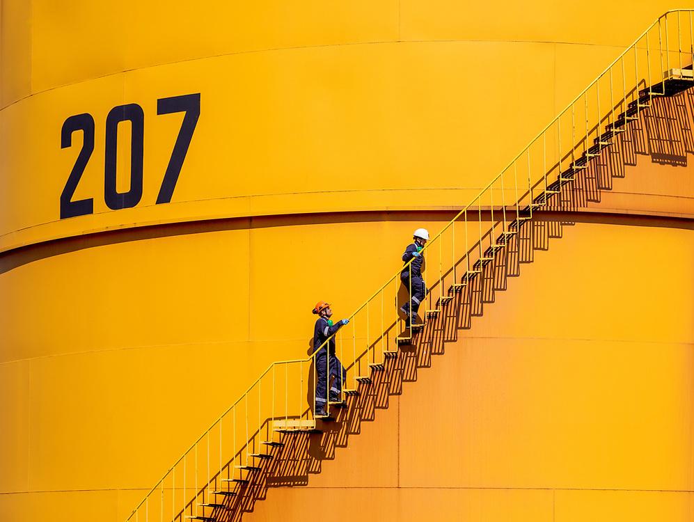 16/06/21 PRAX Oil Refinery - Immingham