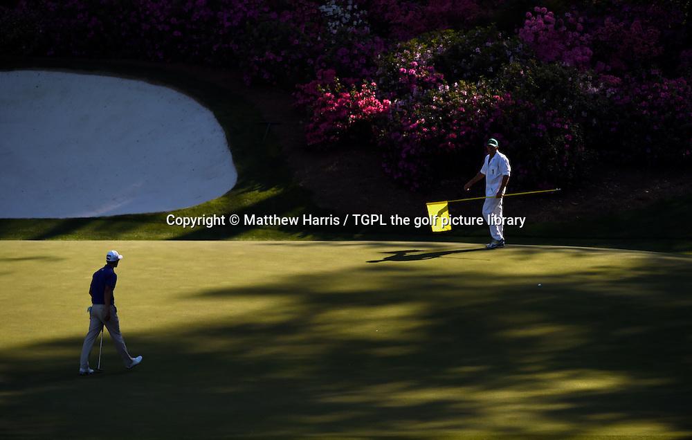 Adam SCOTT (AUS) during third round US Masters 2014,Augusta National,Augusta, Georgia,USA.