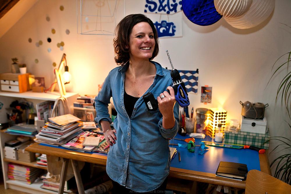 Stéphanie de Lamotte, styliste décoration