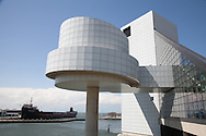 Rock and Roll Hall of Fame and Museum in Cleveland
