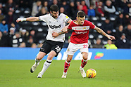 Derby County v Bristol City 221218