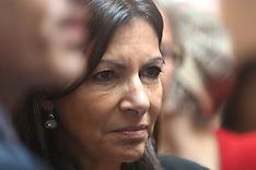 Lebanon: Paris Mayor Anne Hidalgo Visits Yellow House, 29 September 2016
