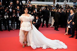 Xin Zhilei attending the Pain and Glory Premiere as part of the Cannes 72nd Film Festival in France