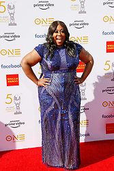 March 30, 2019 - Los Angeles, California, USA - LOS ANGELES, CA - MAR 29: Loni Love attends the 50th NAACP Image Awards Non-Televised Dinner at The Berverly Hilton on March 29 2019 in Los Angeles CA. Credit: CraSH/imageSPACE/MediaPunch (Credit Image: © Imagespace via ZUMA Wire)
