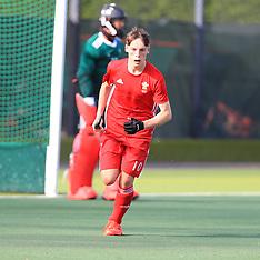 U16 Boys Wales v Scotland Game 1