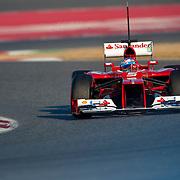 Barcelona F1 Pre-Season Feb 22, 2012