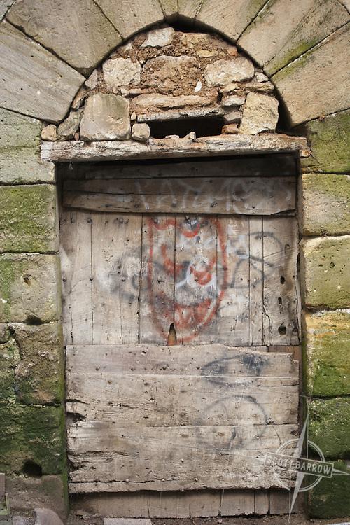Door, Central France