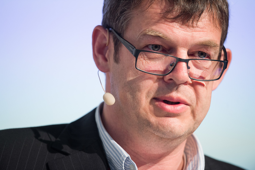 04 June 2015 - Belgium - Brussels - European Development Days - EDD - Health - Realising the right to health for all by 2030 - Time for a paradigm shift towards equity in healthcare - Gorik Ooms , Head of Unit , Health Policy , Department of Public Health , Institute of Tropical Medicine Antwerp © European Union