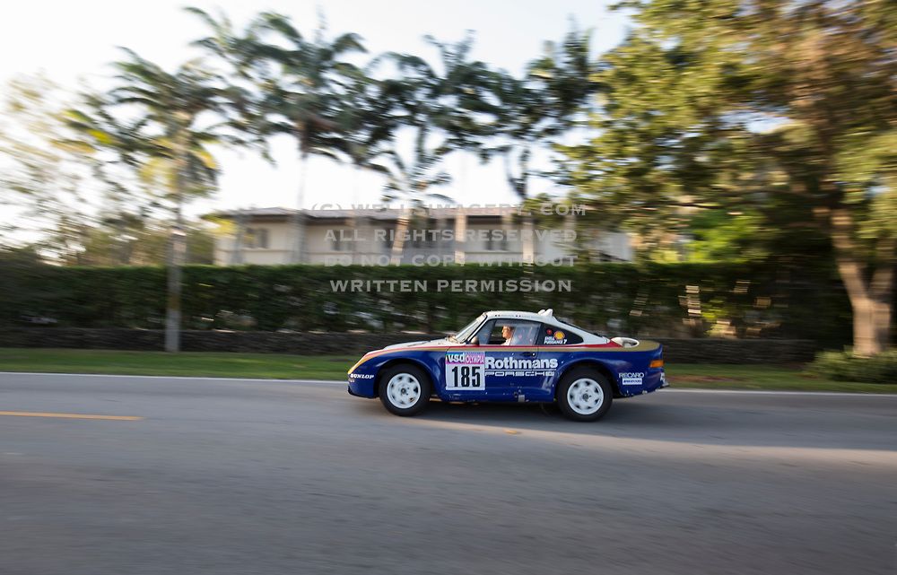 Image of a 1985 Rothman's Porsche 959 Safari car in Florida, America Southeast by Randy Wells
