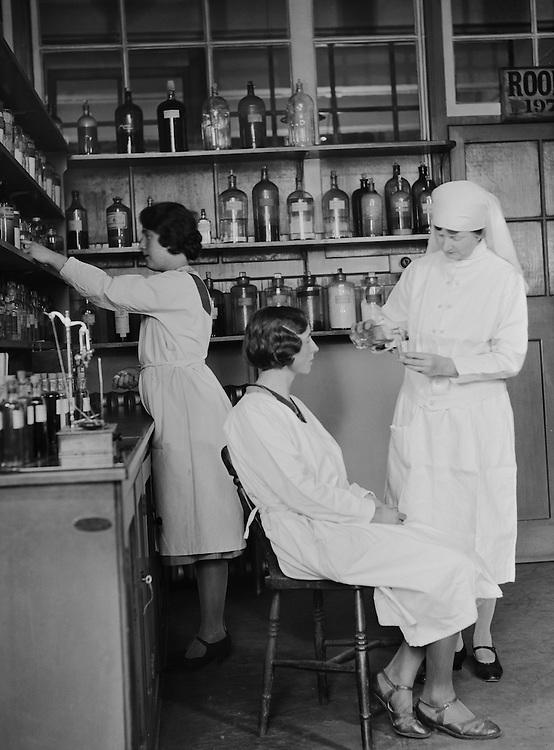Nurse, Peek Frean Biscuit Company, England, 1932